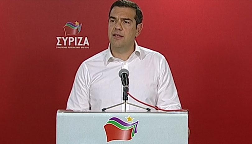 Πάμε σε Εθνικές εκλογές - Την διάλυση της Βουλής εξάγγειλε ο Αλέξης Τσίπρας