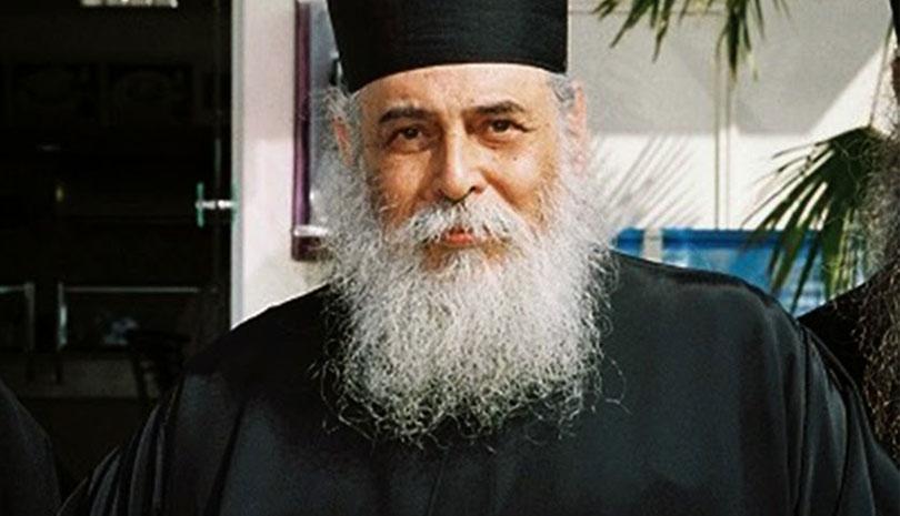 Ο Κυθήριος Αγιορείτης Ηγούμενος Γεώργιος Καψάνης - Εκοιμήθη σαν σήμερα 8 Ιουνίου 2014