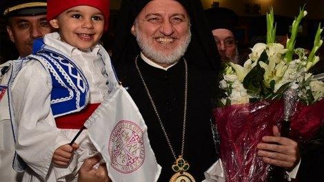 Κορωνοϊός: Επιπλέον μέτρα προστασίας ανακοίνωσε ο Αρχιεπίσκοπος Αμερικής Ελπιδοφόρος