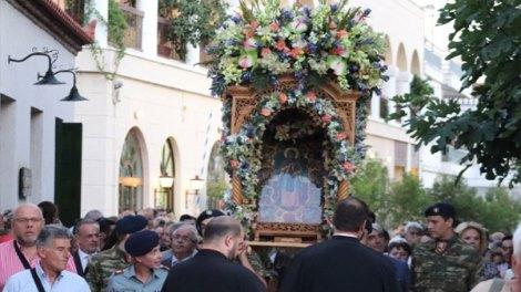 Η Πόλη της Χαλκίδος εόρτασε την προστάτιδα και πολιούχο Της, Οσιοπαρθενομάρτυρα Αγία Παρασκευή
