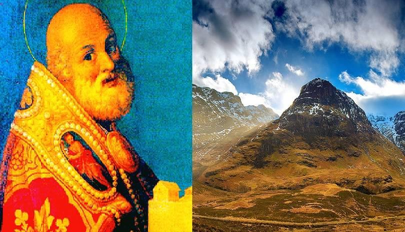 Άγιος Palladius (Παλλάδιος), ο απόστολος της Σκωτίας που γιορτάζει σήμερα