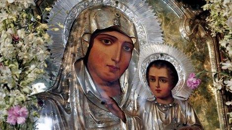 Η Παναγία η Ιεροσολυμίτισσα - Το θαύμα της Μοναχής Τατιανής