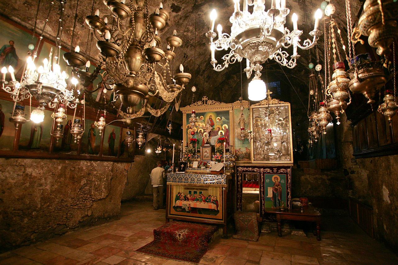 Που βρίσκεται ο τάφος της Παναγίας και πόσων ετών εκοιμήθη