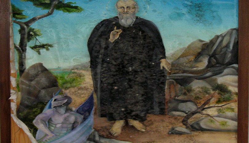 Όσιος Νείλος ο Νέος από την Καλαβρία - Γιορτάζει σήμερα 26 Σεπτεμβρίου