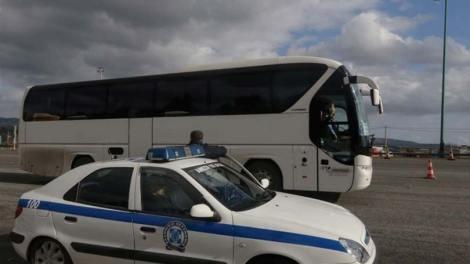 Τροχαίο ατύχημα με λεωφορείο των ΚΤΕΛ Χαλκιδικής - Δεν υπήρξαν τραυματίες