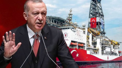 Ερντογάν: Οι γεωτρήσεις στην Αν. Μεσόγειο συνεχίζονται - Είμαστε σε συνομιλίες και για άλλο ένα γεωτρύπανο
