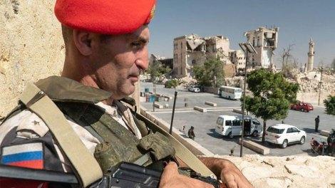 Η Ρωσία επεκτείνει τις στρατιωτικές της βάσεις στη Συρία