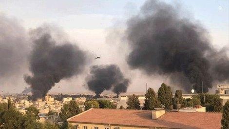 Σε εξέλιξη η τουρκική εισβολή στη Συρία - Το χρονολόγιο της επιχείρησης