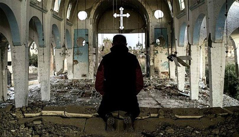 Χριστιανοί της Συρίας : ««Ελπίζουμε και προσευχόμαστε πως ο κόσμος δεν θα μας εγκαταλείψει τώρα»