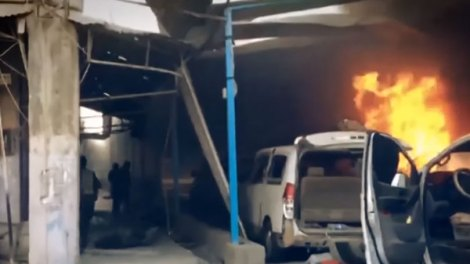 Κόσμος | Οι Τούρκοι χτύπησαν κομβόι αμάχων στη Συρία, βίντεο