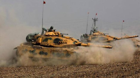 Κόσμος | Η τουρκική εισβολή δίνει ανάσα ζωής στο Ισλαμικό Κράτος
