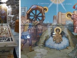 Ο Ναός και ο Τάφος του Αγίου Γεωργίου στη Λύδδα - ΦΩΤΟ