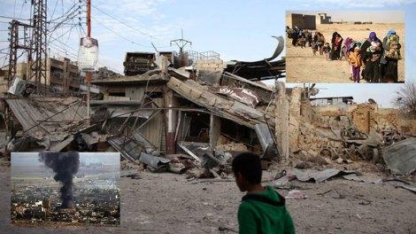 Κόσμος | Εγκλήματα των Τούρκων στη Συρία καταγγέλλει η Διεθνής Αμνηστία
