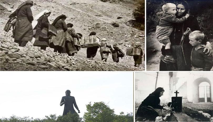 28 Οκτωβρίου 1940   Οι Γυναίκες της Πίνδου - Το μνημείο της Ζαγορίσιας Γυναίκας της Πίνδου   ΕΘΝΙΚΑ ΘΕΜΑΤΑ   Ορθοδοξία   orthodoxia.online
