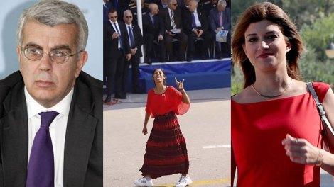 Ελλάδα | Κόντρα Νοτοπούλου – Σιμόπουλου για την τσιγγάνα στην παρέλαση της Θεσσαλονίκης
