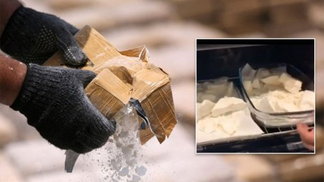 Ελλάδα | Διακινούσαν κοκαΐνη με ταψιά φούρνου
