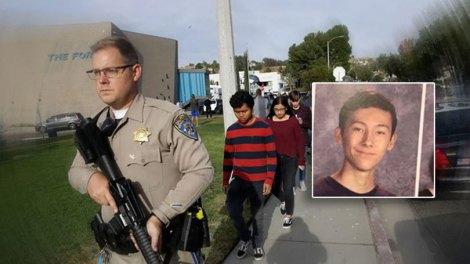 Κόσμος | Aυτός είναι ο 16χρονος εκτελεστής της Καλιφόρνια