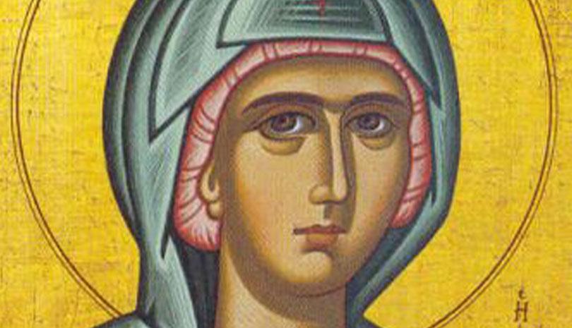 Εορτολόγιο | Η Αγία Παρθενομάρτυς Ιφιγένεια του Πόντου