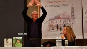 Βίντεο   Η ομιλία του Κλάους Κένεθ Σχολή Γονέων της Μητροπόλεως Αργολίδας