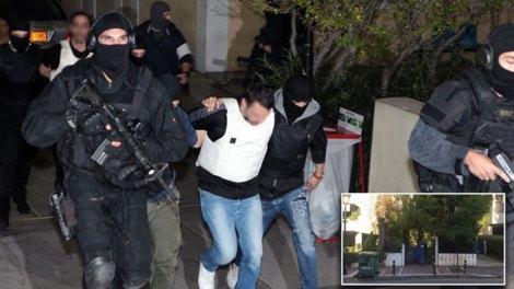Ελλάδα | Επιχείρηση Αντιτρομοκρατικής - Βαρύ κατηγορητήριο από τον εισαγγελέα