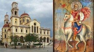 Άγιος Μηνάς | Γιατί είναι πολιούχος της πόλης του Ηρακλείου Κρήτης;