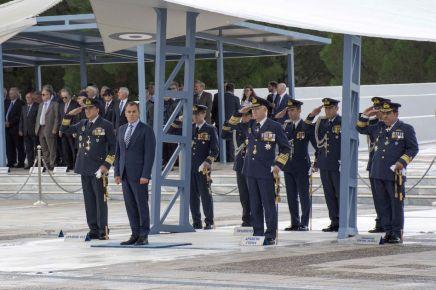 Ο Επίσημος Εορτασμός του Προστάτη της Πολεμικής Αεροπορίας