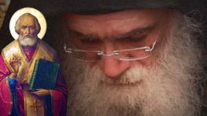 Άγιος Νικόλαος   Γέροντας Νεκτάριος Μουλατσιώτης : Το Θαύμα του αγίου στο Μοναστήρι του Τρικόρφου