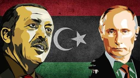 Κόσμος | Στην έρημο της Λιβύης παίζεται το στοίχημα του Ερντογάν
