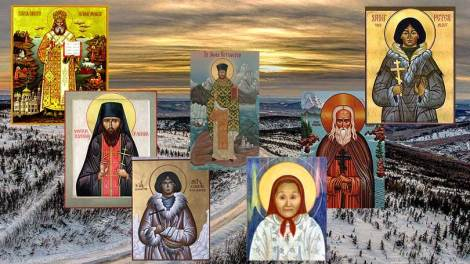 Εορτολόγιο | Οι άγνωστοι Ορθόδοξοι Άγιοι της μακρυνής Αλάσκας