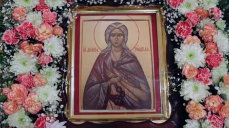 Εορτολόγιο | Αγία Δόμνα του Τόμσκ η δια Χριστόν σαλή