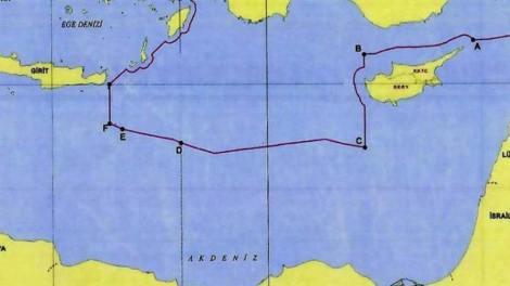 """Η συμφωνία Τουρκίας-Λιβύης για την οριοθέτηση της υφαλοκρηπίδας-ΑΟΖ δεν είναι τίποτα άλλο από τον πιο πρόσφατο κρίσιμο κρίκο στην """"αλυσίδα"""" που οι Τούρκοι έχουν ονομάσει""""Γαλάζια Πατρίδα""""."""