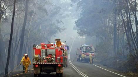 Κόσμος | Ανεξέλεγκτες οι πυρκαγιές στην Αυστραλία