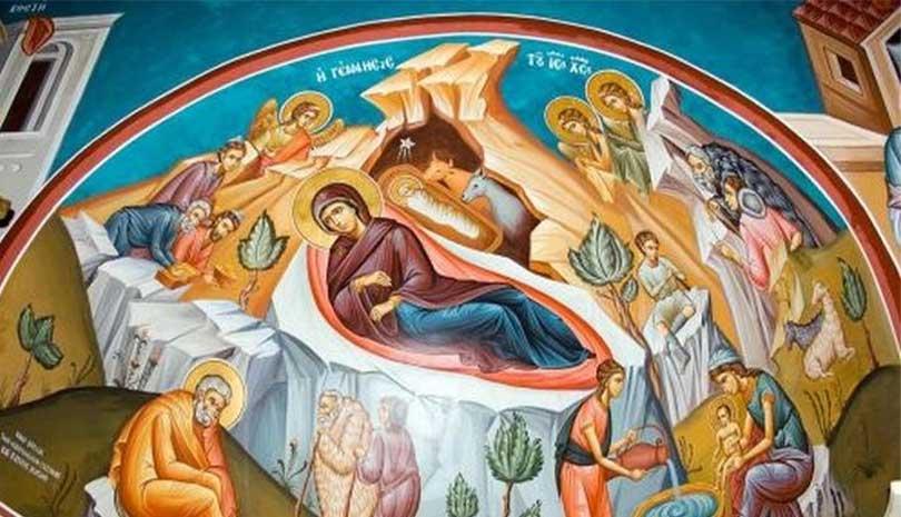 Άγιον Όρος | Χριστούγεννα 2019 στο Βατοπαίδι