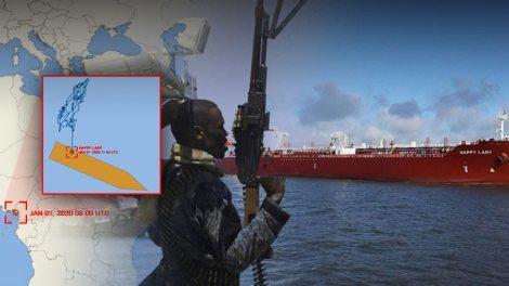 Ελλάδα | Ώρες αγωνίας για τους πέντε Έλληνες ναυτικούς - Τι δήλωσε ο Μητροπολίτης Καμερούν, Γρηγόριος