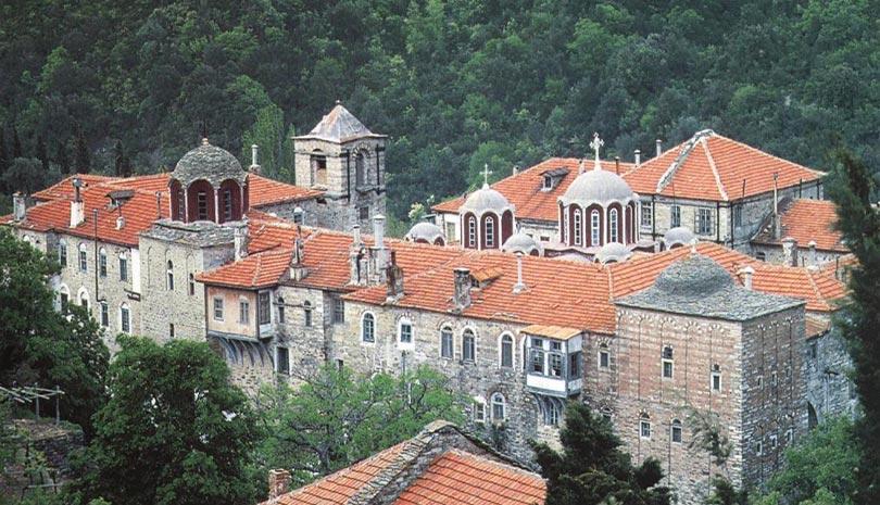 Άγιον Όρος | Πανηγυρίζει η Ιερά Μονή Κωνσταμονίτου - Αφιέρωμα