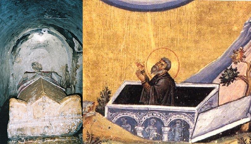 Εορτολόγιο | Όσιος Ιάκωβος Επίσκοπος Νισίβεως