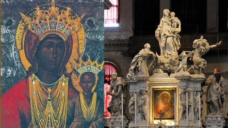 Εορτολόγιο | Σύναξη Υπεραγίας Θεοτόκου της Μεσοπαντητίσσης εν Κρήτη