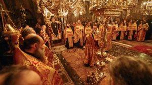 Άγιον Όρος : Διπλή γιορτή στο Βατοπαίδι