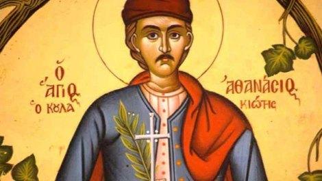 Εορτολόγιο 15/2: Άγιος Ιωάννης Κουλακιώτης ο εν Θεσσαλονίκη