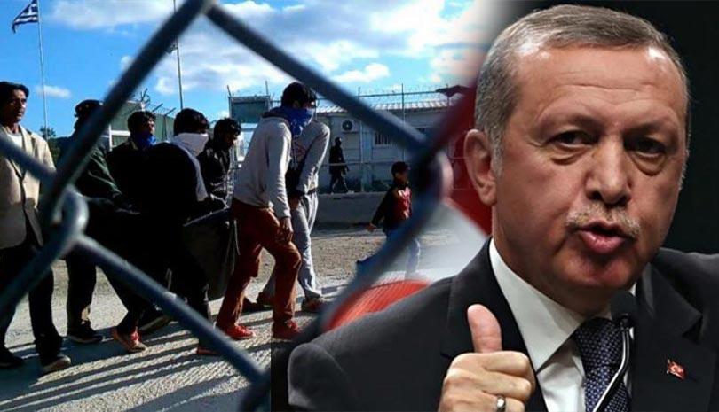ΕΘΝΙΚΑ ΘΕΜΑΤΑ   Τι δείχνουν προσφυγικό και νέα πρόκληση Ερντογάν