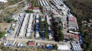 Ξεσηκώθηκαν οι μετανάστες στη Λέσβο - Εκρηκτική κατάσταση στη Μόρια