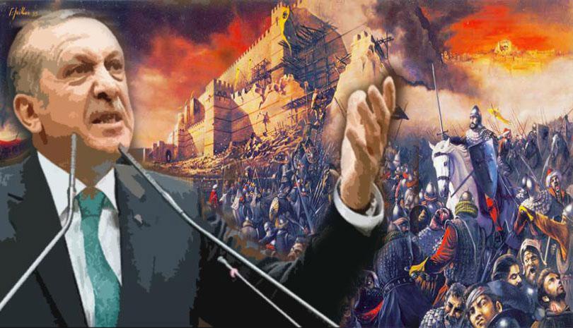 Με σύμμαχο την Τουρκία ετοιμάζουν για την Ελλάδα ένα νέο 1453
