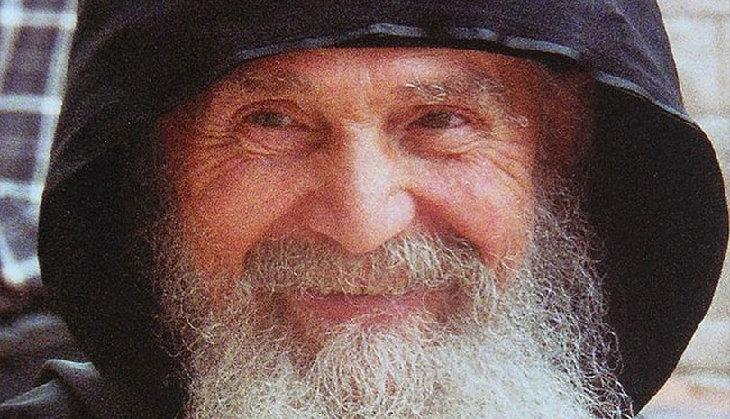 Μόνον ο Χριστός νικά τους μεγάλους πειρασμούς - Γέροντας Εφραίμ Αριζόνας