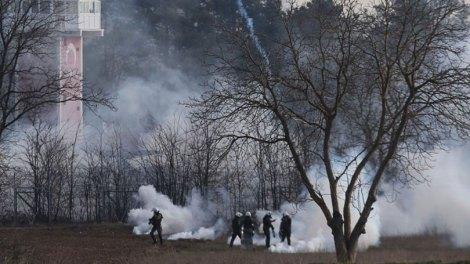 Έβρος: Νέα ένταση πριν λίγο στις Καστανιές