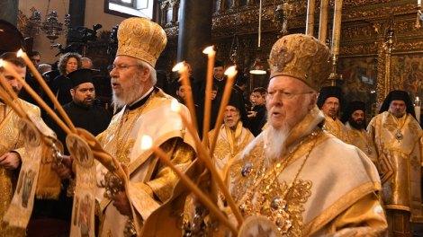Κυριακή της Ορθοδοξίας στο Φανάρι