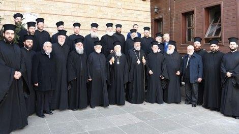 Οικουμενικό Πατριαρχείο: Ολοκληρώθηκε η επίσκεψη που είχε ο Αρχιεπίσκοπος Κύπρου Χρυσόστομος   Οικουμενικό Πατριαρχείο   Ορθοδοξία   orthodoxia.online   Οικουμενικό Πατριαρχείο   Οικουμενικό Πατριαρχείο   Οικουμενικό Πατριαρχείο   Ορθοδοξία   orthodoxia.online
