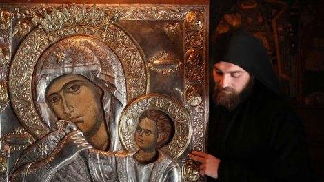 π. Αρσένιος, ο κατάδικος: «Παναγία μου! Σ` εσένα μόνο ελπίζω. Βάλε με κάτω απ` τη σκέπη σου! Σώσε με!…».