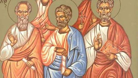 Εορτολόγιο 2020: Μεγάλη Τρίτη 14 Απριλίου Άγιοι Αρίσταρχος, Πούδης και Τρόφιμος Απόστολοι από τους εβδομήντα