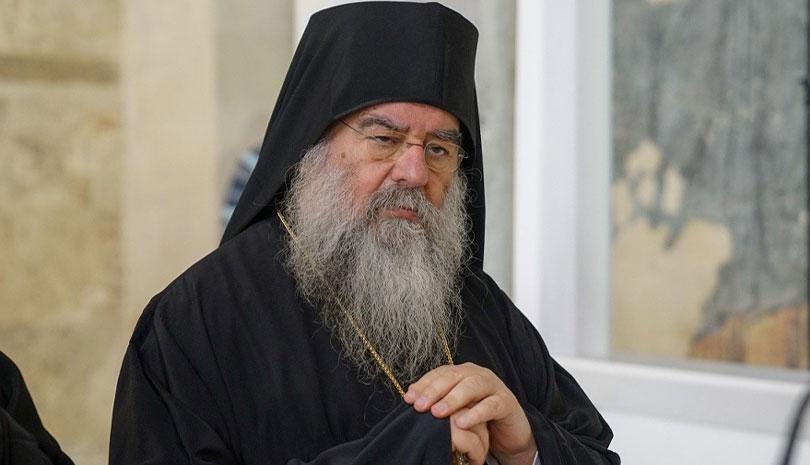 Λεμεσού Αθανάσιος: Πρέπει να κάνουμε αυτή την κίνηση που έκανε ο Χριστός