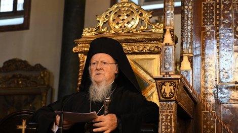 Ο Πατριάρχης Βαρθολομαίος για την Μεγάλη Εβδομάδα